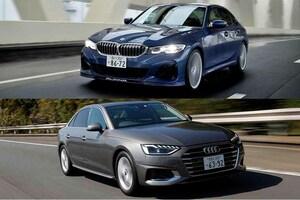 【比較試乗】「BMW アルピナD3S×アウディA4 35 TDI」ドイツのディーゼルはなにがどうスゴいのか!?