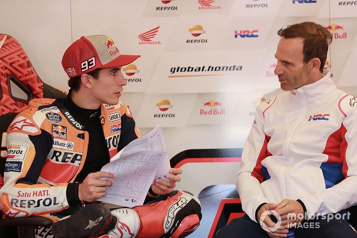 "【MotoGP】ホンダ、王者マルケスの""復活""を確信。「怪我が彼を変えることはない」とチーム首脳"
