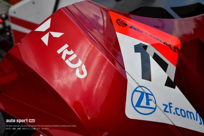 スーパーGT GT500クラスに参戦するAstemo REAL RACINGとRDSがパートナー契約を結ぶ