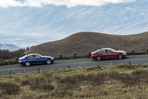 【比較試乗】「BMW・3シリーズ vs アルファロメオ・ジュリア」スポーツセダンのエントリーモデルで走る愉しさを満喫する旅