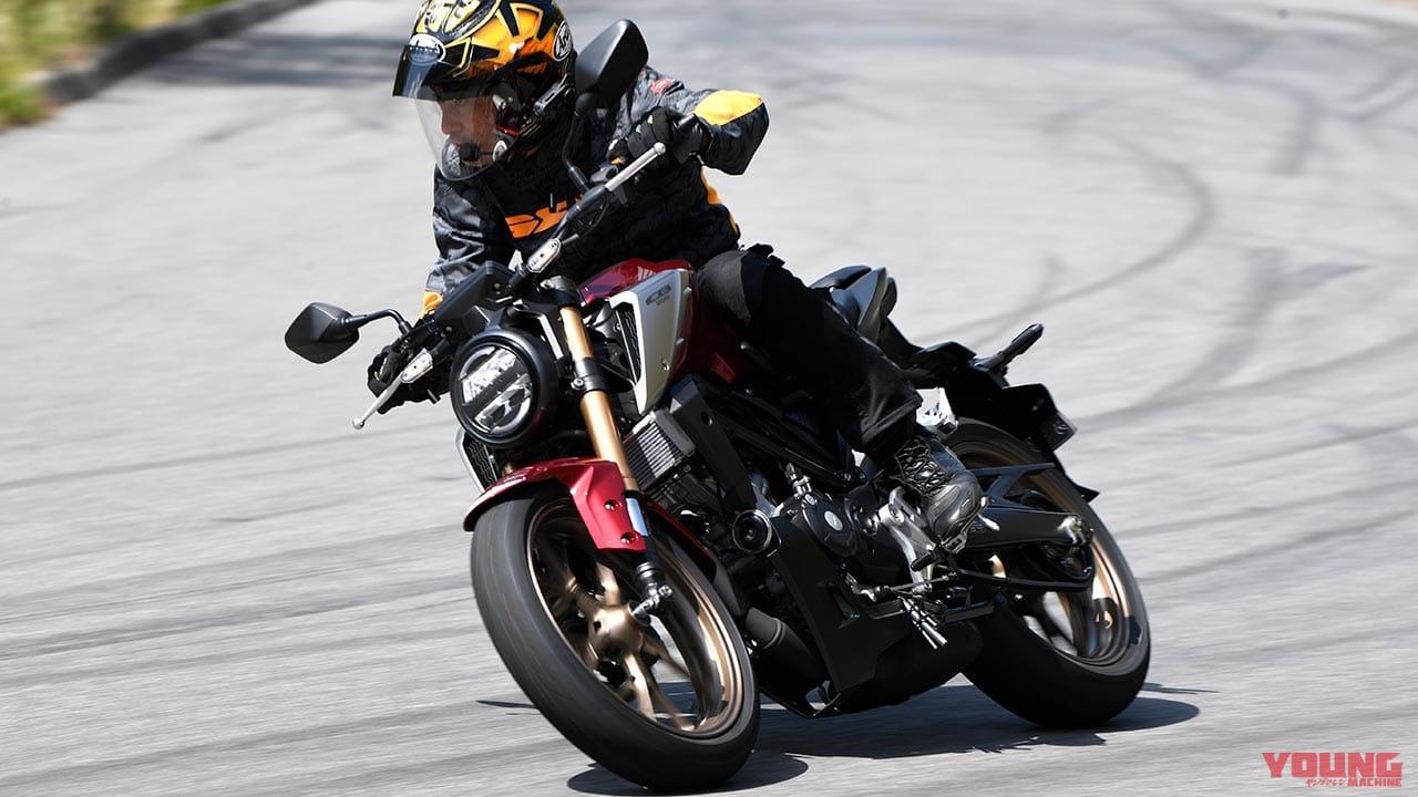 ホンダCB125R試乗インプレッション【CBシリーズ末弟もより刺激的な走りを獲得】