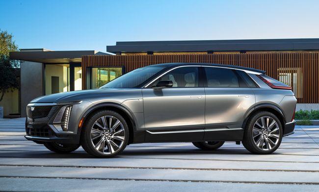 キャデラック・ブランド初の量産電気自動車「リリック」が2022 年第1四半期での生産開始を予告