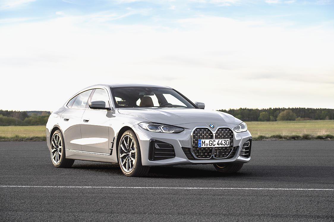 BMWジャパン、4シリーズに「グランクーペ」追加 「420i」と「M440i xドライブ」を設定 ハンズオフも搭載