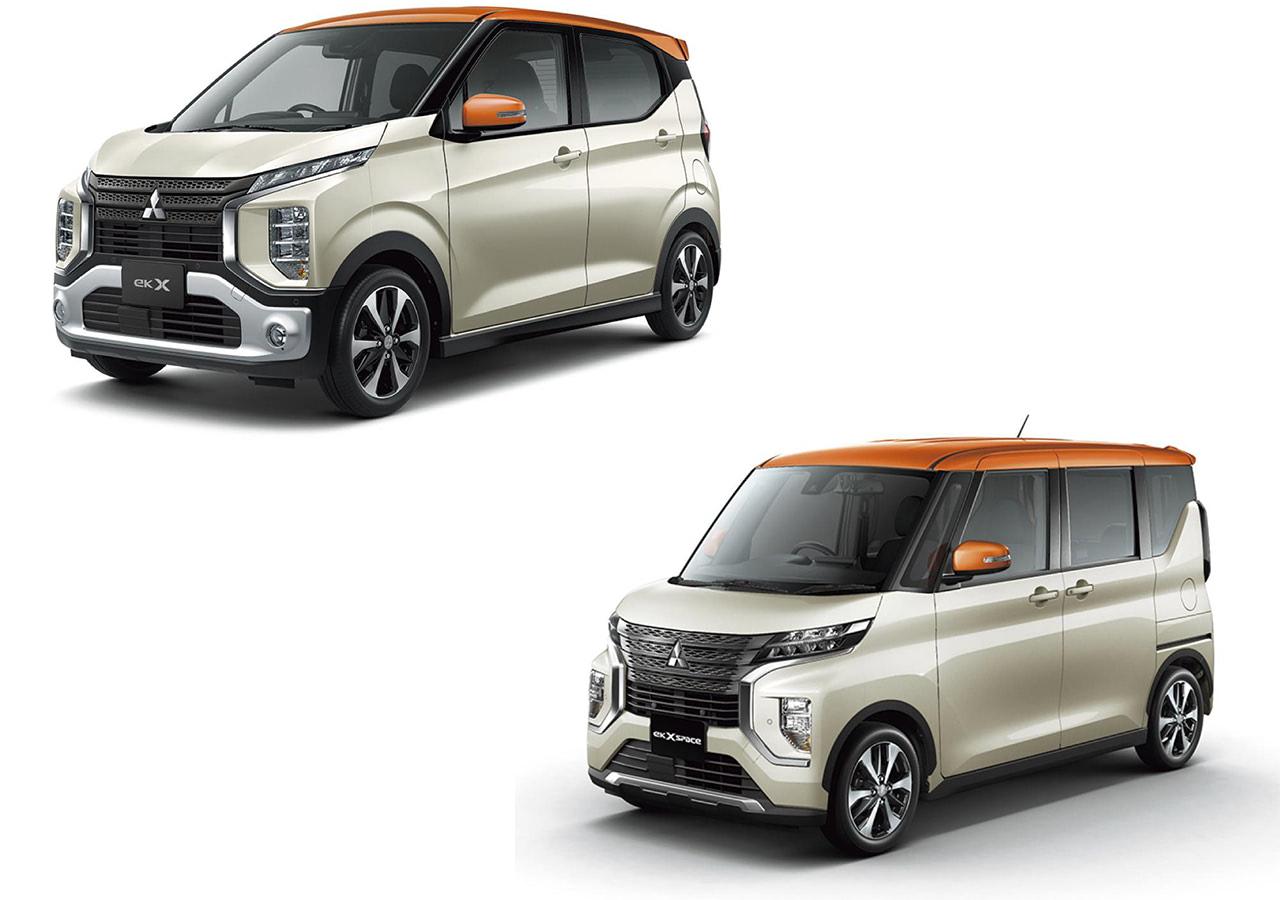 安全装備を充実させたeKクロス/eKクロス スペースの特別仕様車「Gプラス エディション」を発売