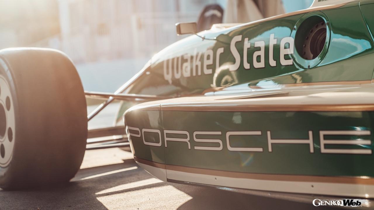 ポルシェ、グッドウッドで新型カイエン ターボ GTを初披露! 往年のレジェンドモデルも多数参加 【動画】