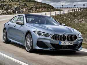 BMW 8シリーズの4ドアバージョン「グランクーペ」発売。FRの3L直6ガソリンターボを新設定