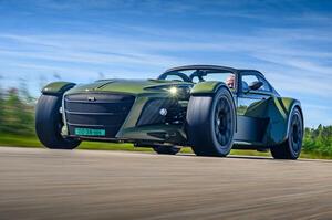 【セブンの姿のスーパーカー】ドンカーブートD8 GTO-JD70へ試乗 618ps/t