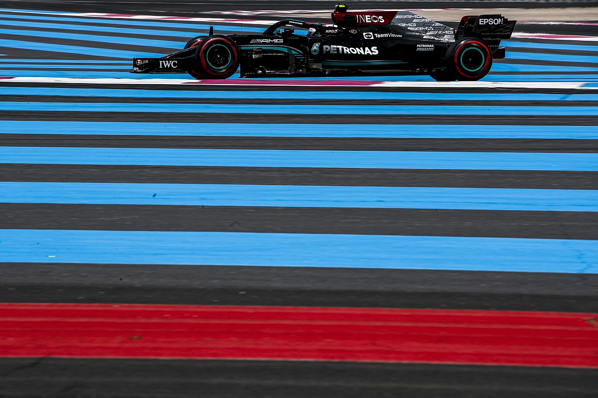 バルテリ・ボッタス、F1フランスGP初日好調の理由はハミルトンとシャシーを交換したから?