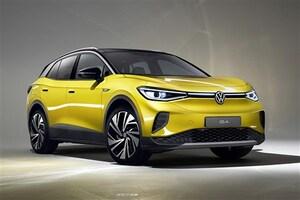 VWの主力EVとなるID.4はティグアンの電動版。306psの高性能モデル「GTX」も計画中?