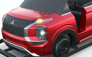 キッザニア甲子園がリニューアル!「レンタカー」でエクリプス クロスにも乗れるように