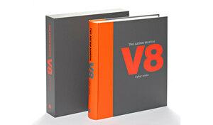 """世界限定300部のV8搭載アストン・マーティンを一冊にまとめた""""マレック""""V8車の専門資料集【新書紹介】"""