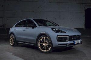 ポルシェ・カイエンに高性能モデルの「ターボGT」を新設定。車両価格は2725万円