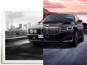 BMW 3、5、7シリーズに限定車「40thアニバーサリーエディション」が登場。各歴代モデルをオマージュ