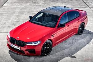 【日本発売】BMW M5/コンペティション改良新型 M550i xドライブも ハンズ・オフ対応
