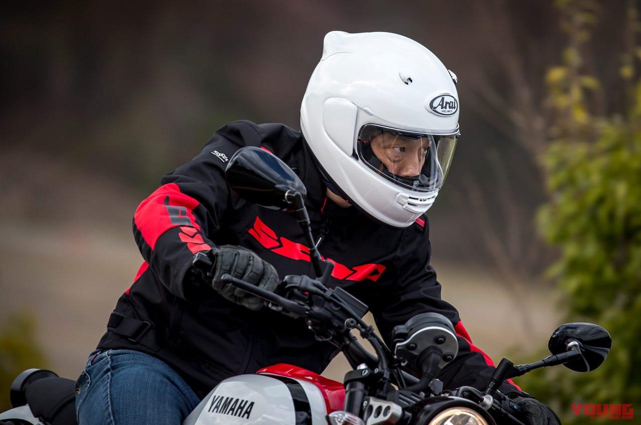 '21最新ヘルメットカタログ〈フルフェイス|アライ編〉 アストロGX etc.
