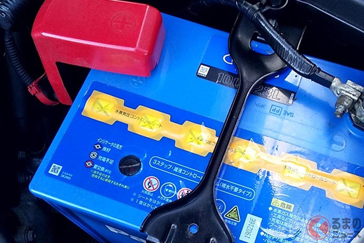 慌てないで! クルマの「バッテリー上がり」なぜ起こる? 突然のトラブルを防ぐ方法とは