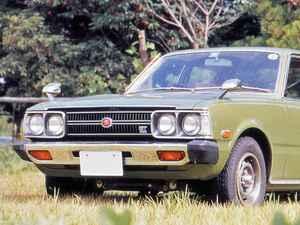 【昭和の名車 51】トヨタ コロナ 2000GT(昭和48年:1973年)