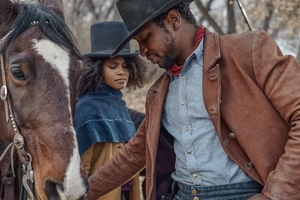 ジェイ・Zがプロデュース! アフリカン・アメリカン西部劇『ザ・ハーダー・ゼイ・フォール:報復の荒野』