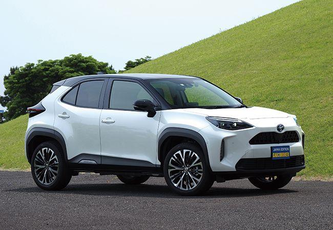 国内SUV販売はヤリスクロスが首位、2位にハスラーが浮上(2021年5月)
