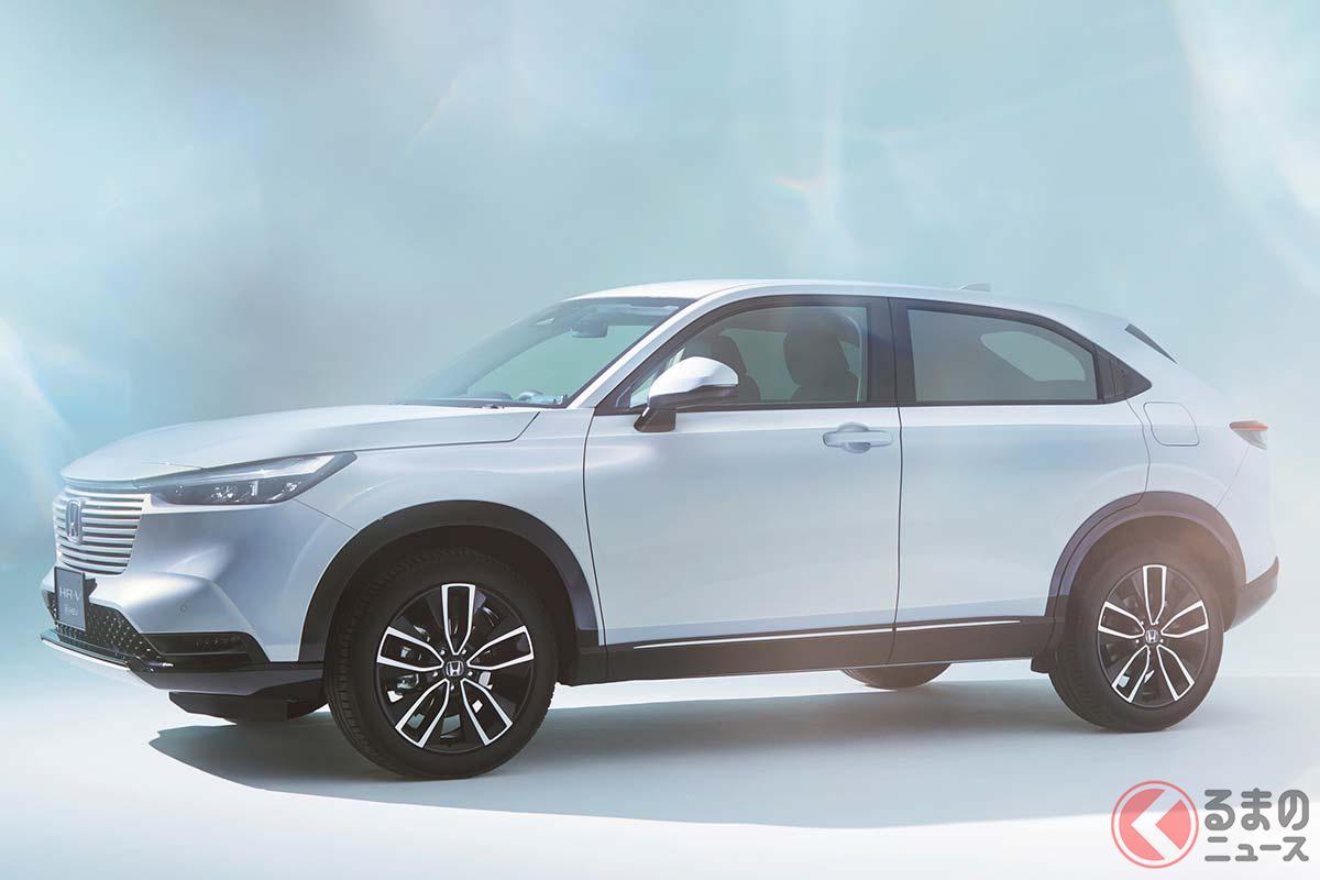 ホンダ新型「HR-V」はHV専用車に進化! 2021年後半に欧州で発売
