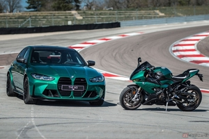 BMW Motorrad「S1000RR」マン島エディション発売 「M3」と同様のグリーンを採用した限定車登場