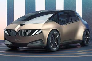 【リサイクル可能な電気自動車】BMWが描く2040年 iビジョン・サーキュラー