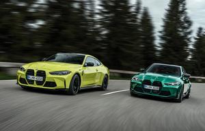 ベース車とは一層別モノに! 新型「BMW M3/M4」がワールドプレミア