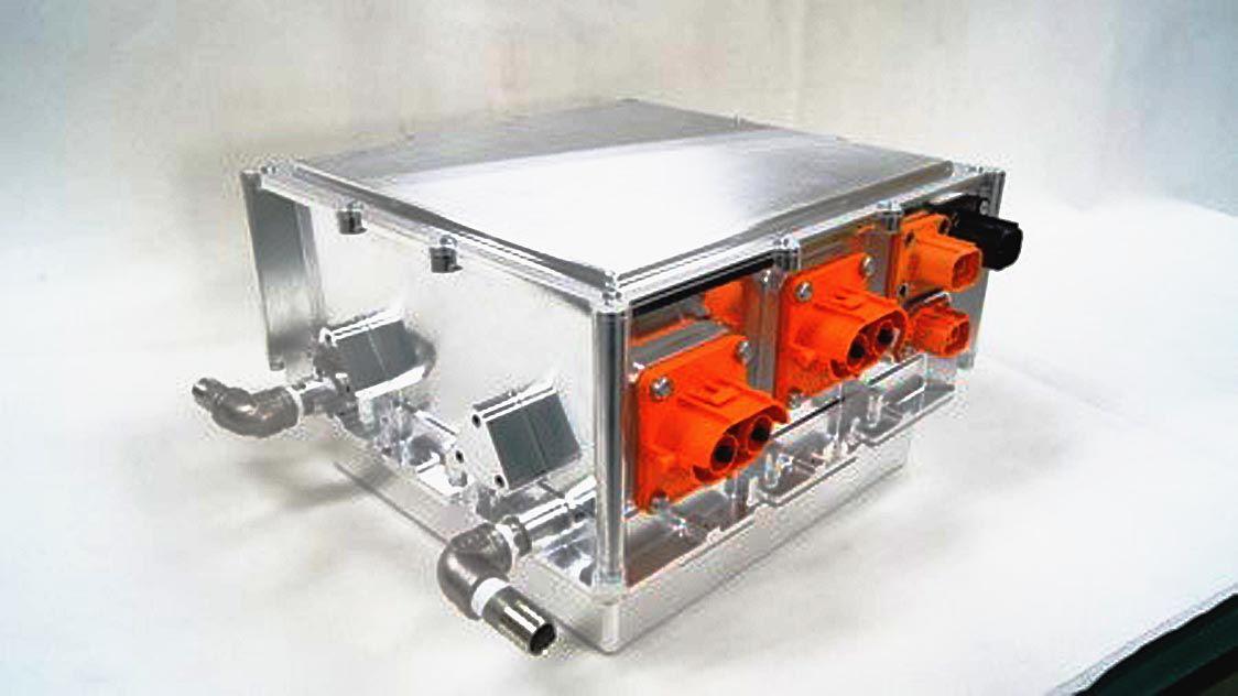 ダイヤモンド電機、EVやPHVの充電器などをパッケージ化した「オンボードチャージャー」開発 中国市場での採用目指す