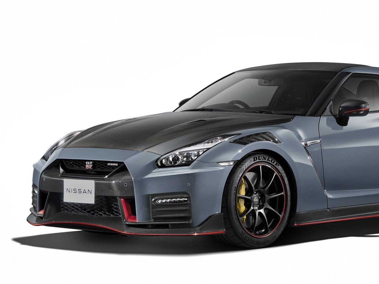 日産 GT-R NISMOの2022年モデルが早くも公開! ただし発売は10月の予定