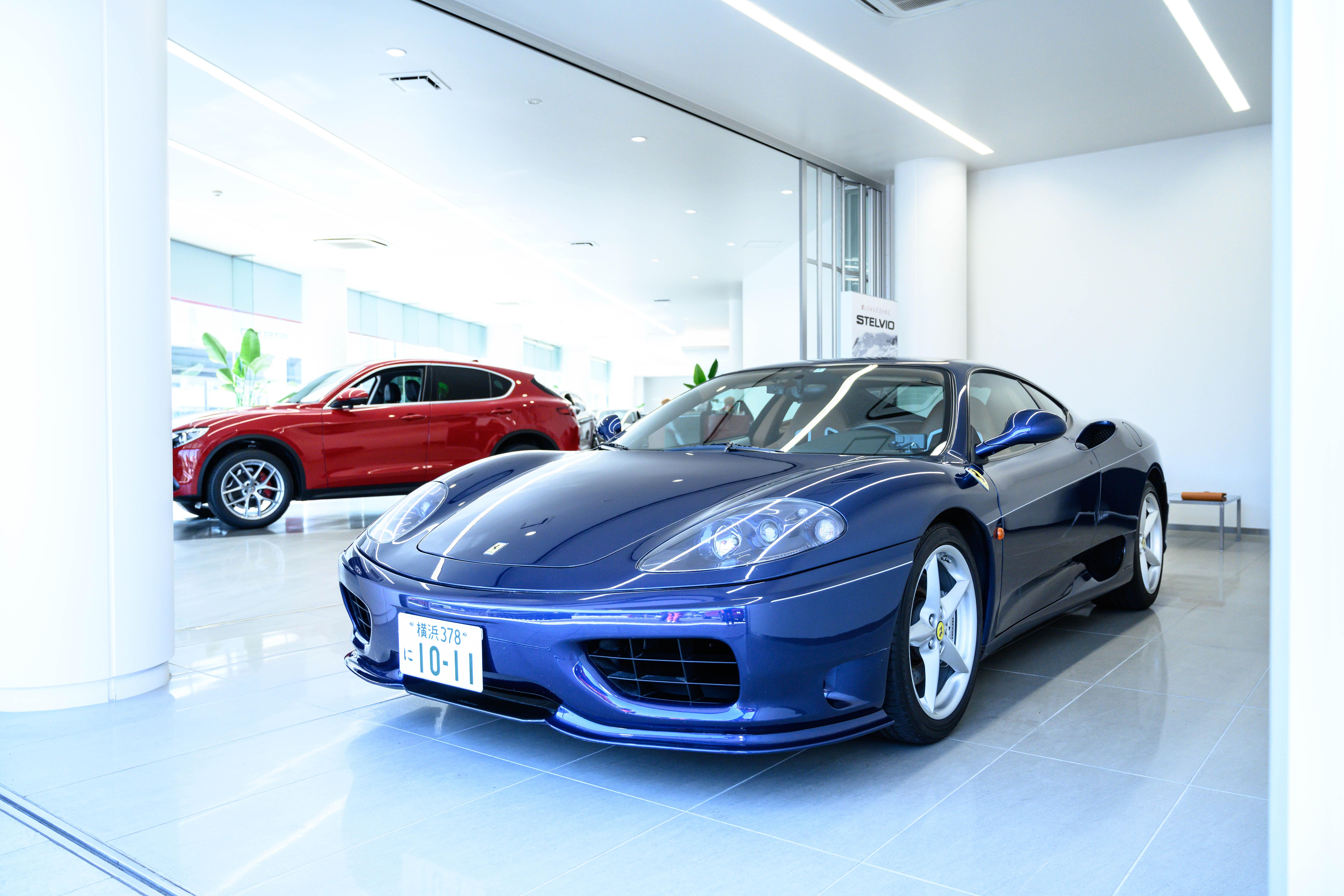 29歳、フェラーリを買う──Vol.100女優・夏樹陽子さんとの再会(前編)