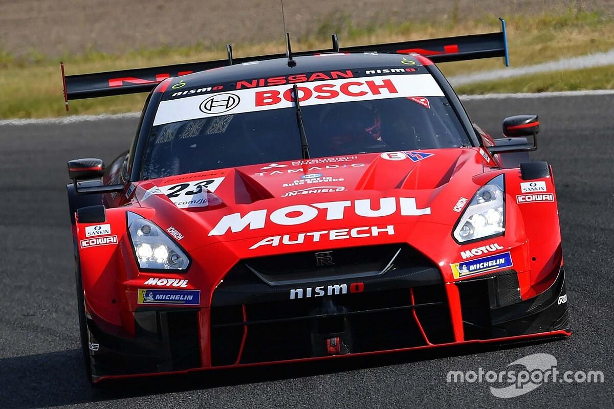 2020スーパーGT第6戦鈴鹿|決勝順位速報:23号車MOTUL AUTECH GT-Rがクラス最後尾から大逆転勝利!