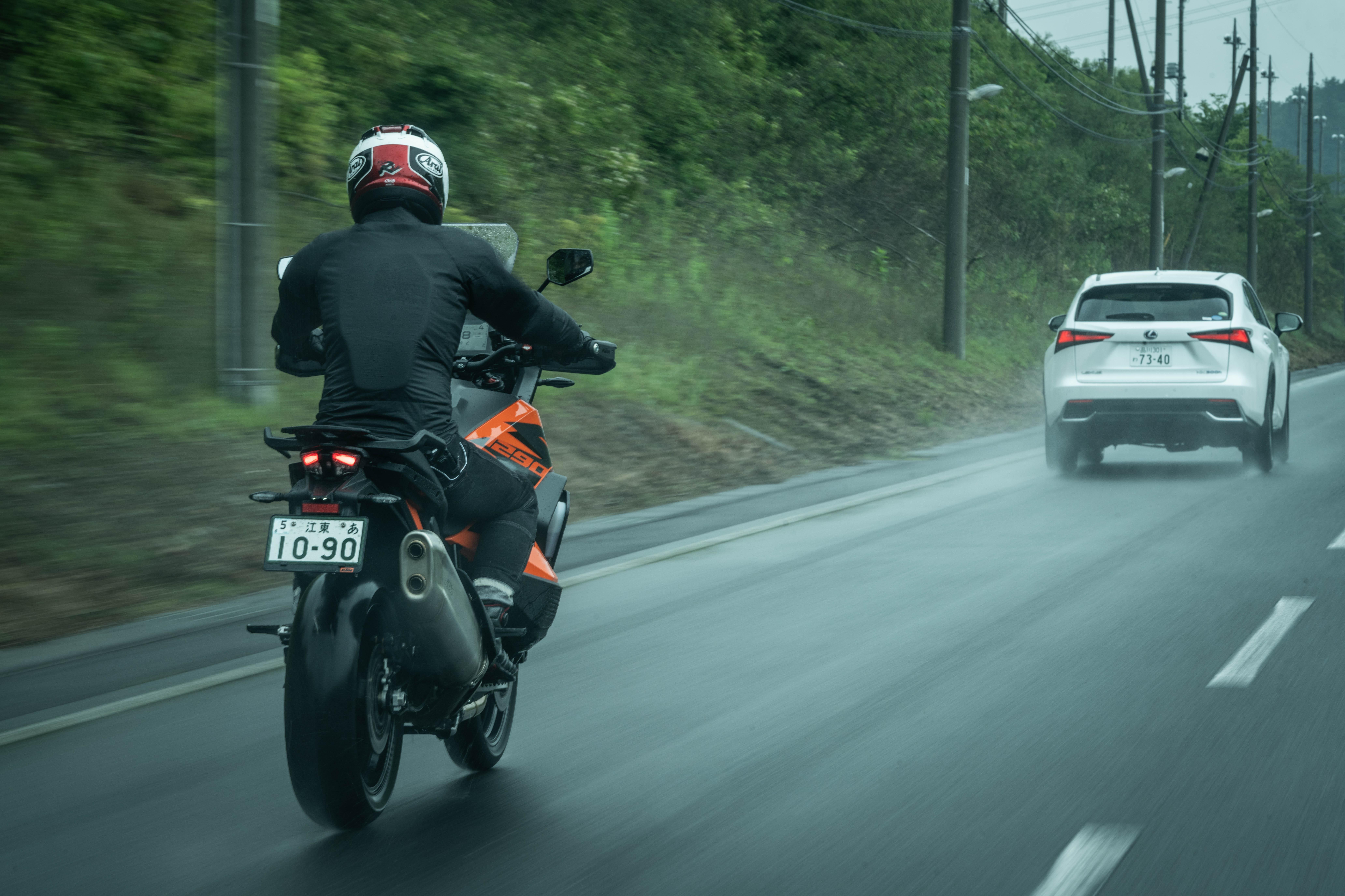 サイバー・バイクあらわる──新型KTM1290スーパーアドベンチャーS試乗記