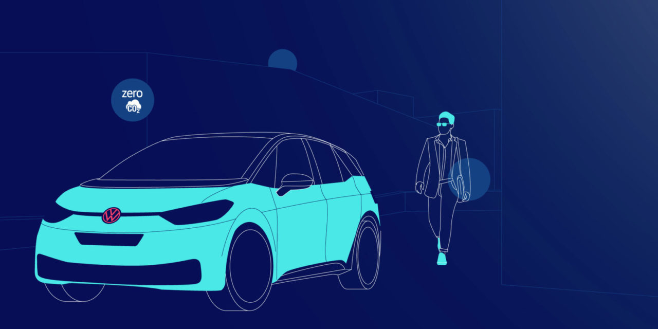 EVタイプの新型SUV「ID.4」発表目前! EV世界の王者を狙うフォルクスワーゲンの戦略に小川フミオが迫る