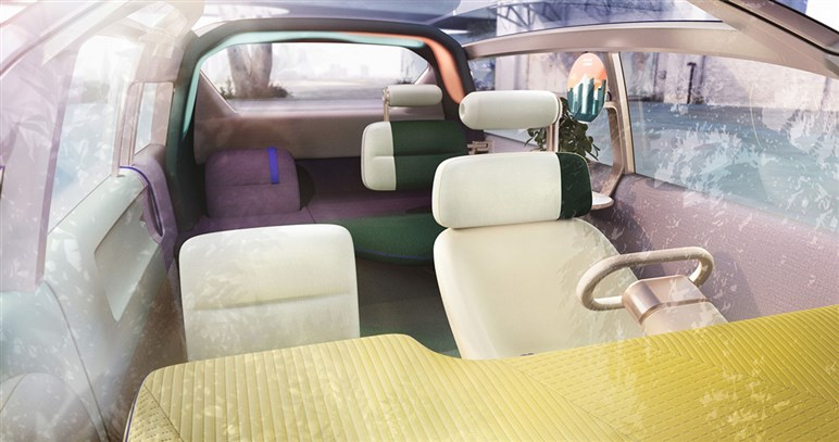 ミニの斬新なワンボックスは5シーターと商用バンの2種類を開発中? 背景に中国メーカーとの合弁計画も