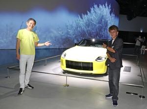 「フェアレディZ統括責任者とスモーキー永田が奇跡の対面!」トップチューナーが新型Zを分析する