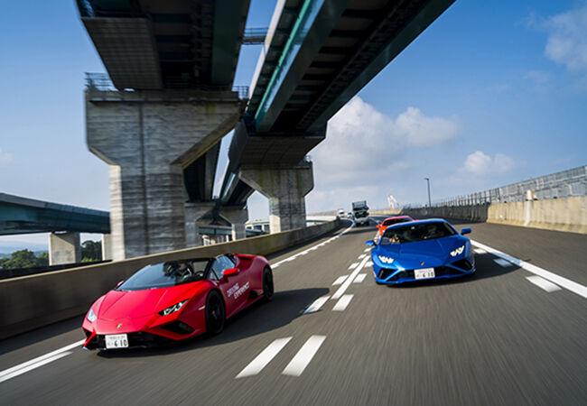「注目モデル試乗」ランボルギーニは現代のアートかもしれない。 刺激的なドライビング体験