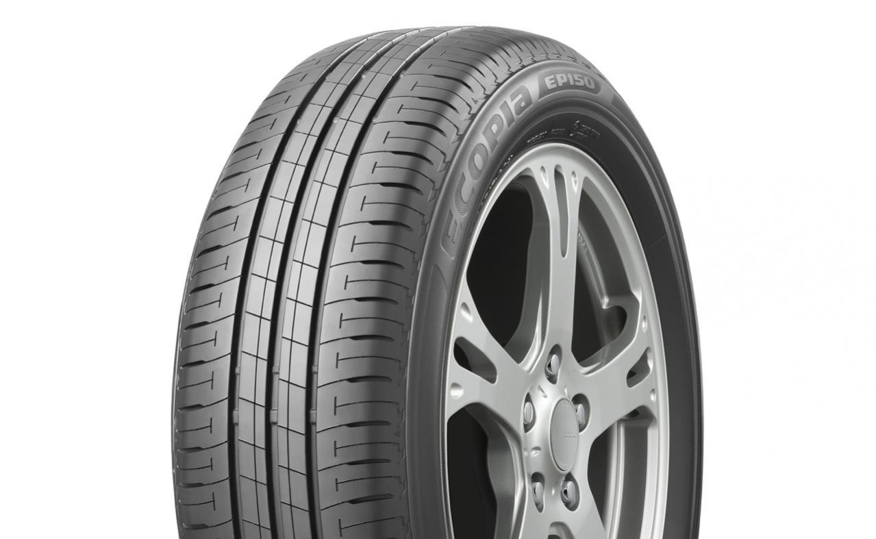 ブリヂストンの「ECOPIA EP150」がトヨタ「ライズ」&ダイハツ「ロッキー」の新車装着タイヤに
