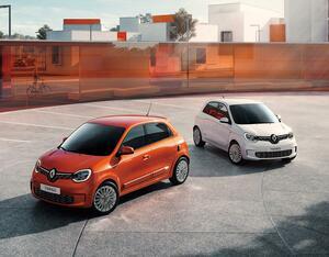 ルノー・トゥインゴ特別仕様車「バイブス」発売! 人々を元気にさせるオレンジカラーを採用