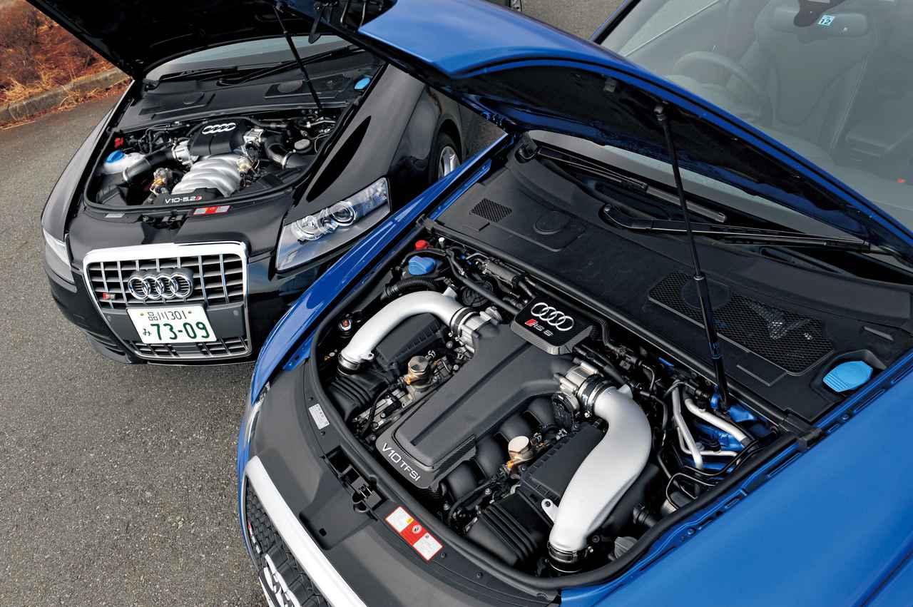 アウディRS6とS6アバント、特別だけど通常モデルと共通する巧みなクルマ作り【10年ひと昔の新車】