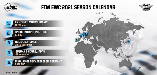 EWCのカレンダーが変更に。開幕戦ル・マン24時間は6月、オッシャースレーベン8時間は延期