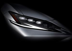 【2021上海モーターショー】レクサス「LF-Zエレクトリファイド」/新型「ES」出展を発表