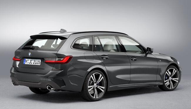 BMW3シリーズ・ツーリング(G21)のエントリーモデル「318iツーリング」が日本上陸