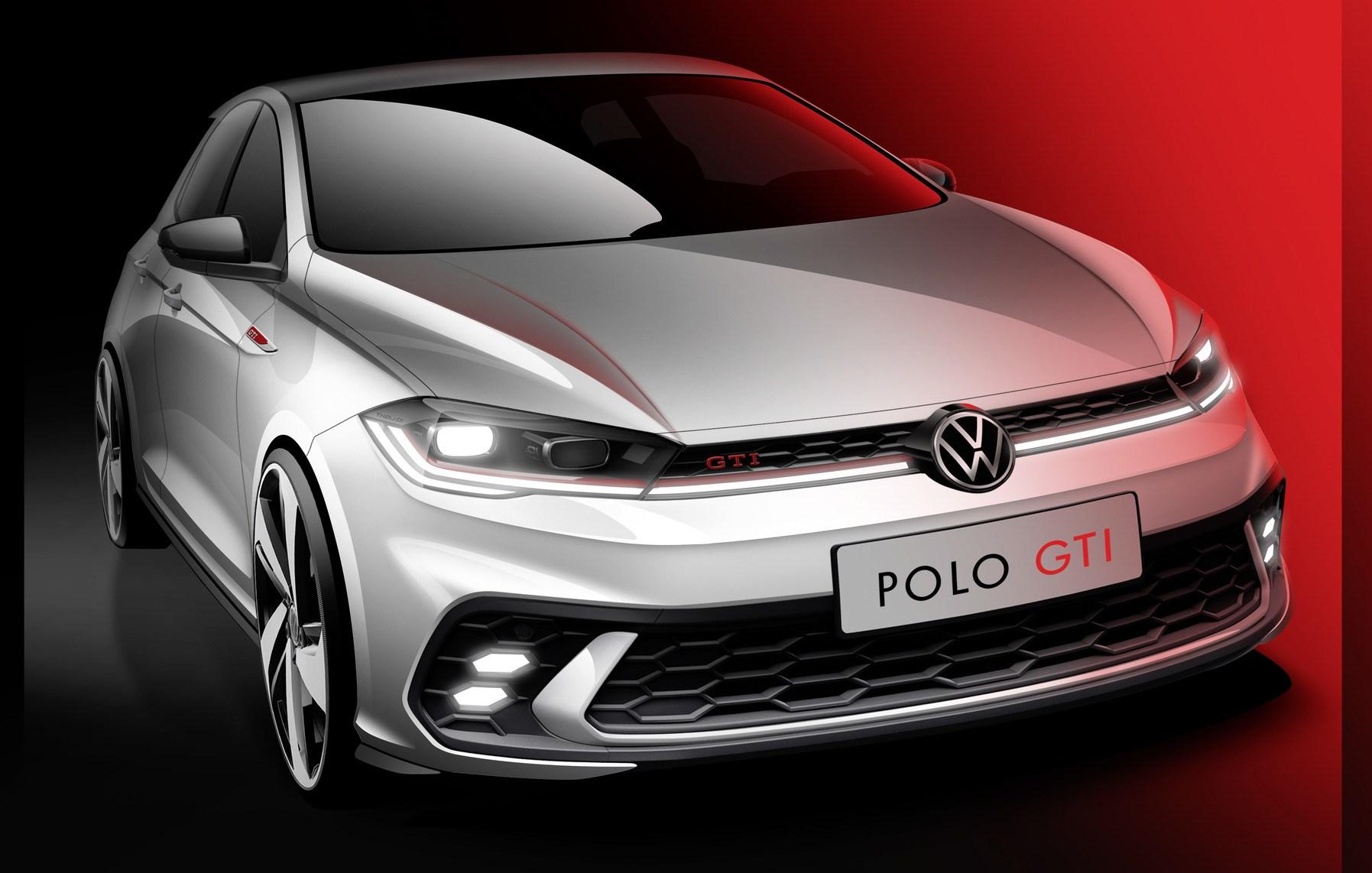 VW ポロ GTIのマイナーチェンジが迫る。新型ゴルフGTI似のルックスや先進装備に期待がかかる