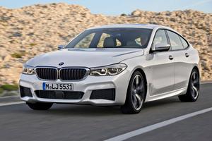 BMW 「6シリーズ グランツーリスモ」にディーゼルエンジン搭載モデル追加