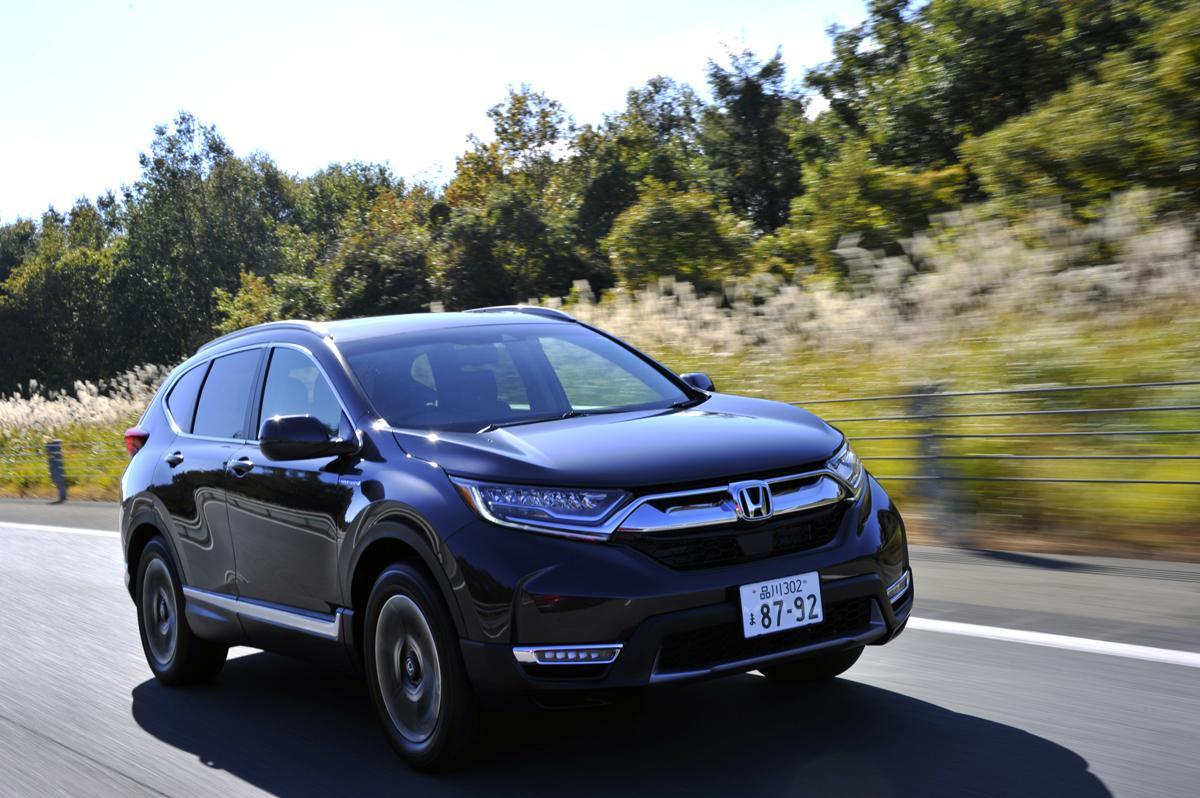 【販売台数でトヨタRAV4に惨敗のホンダCR-Vは売れてないわけじゃない!】裏に隠れたメーカー戦略とは