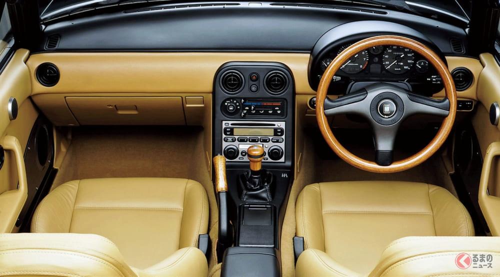 マツダ「ロードスター」9年以内に電動化へ  次期型で大きく変わる? エンジン車には「e-fuel」の選択も?