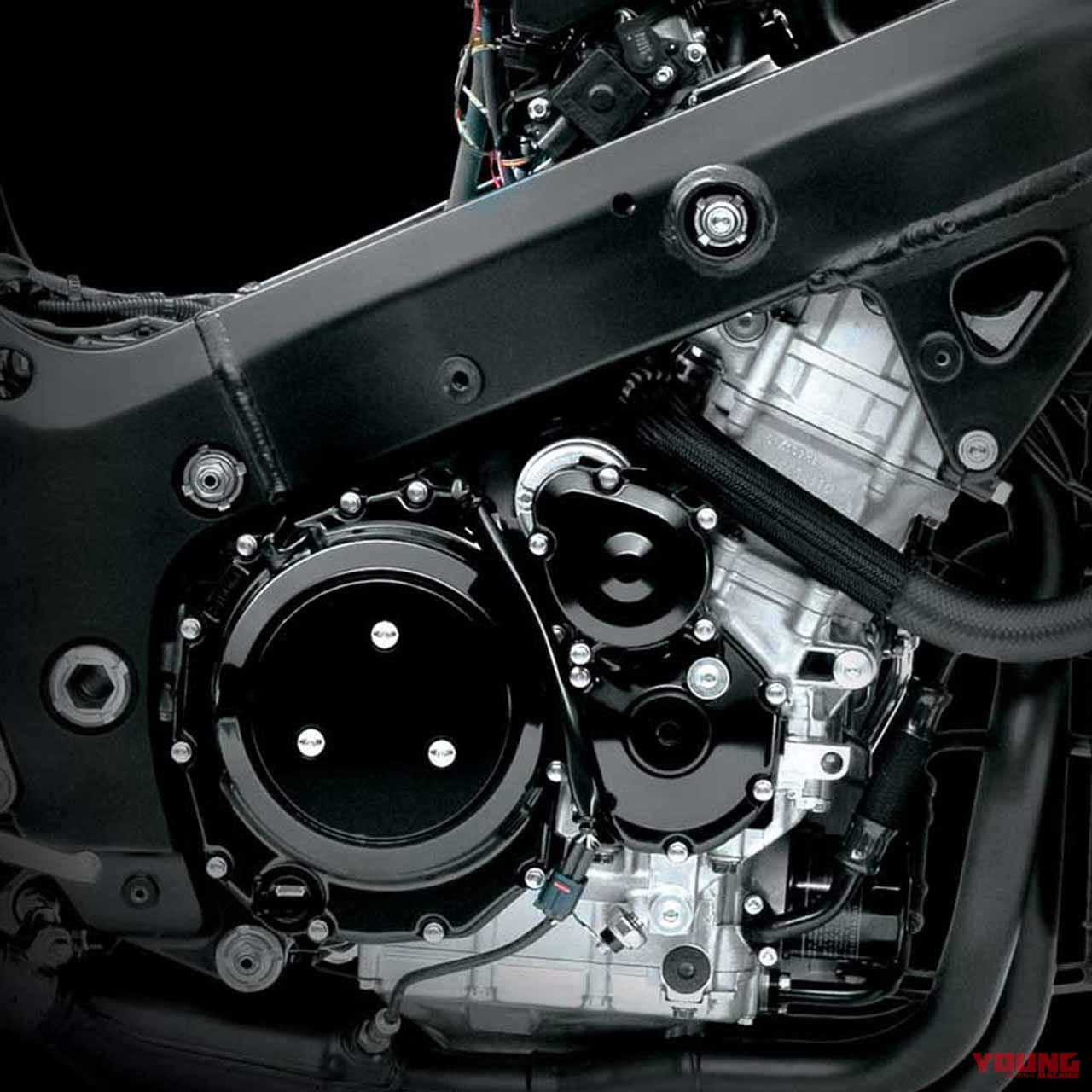 スズキ「シン・ハヤブサ」エンジン完全解説【数十万km楽しめるよう、内部パーツをほぼ全面刷新】