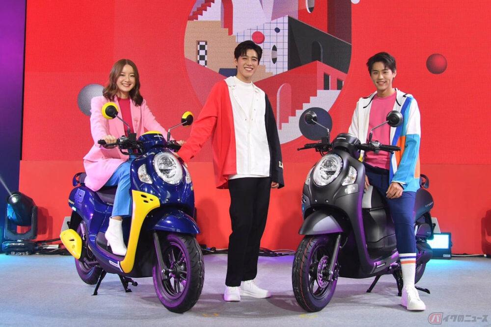 ホンダ新型「スクーピー」発売 累計販売台数240万台を達成した原二スクーターがモデルチェンジ