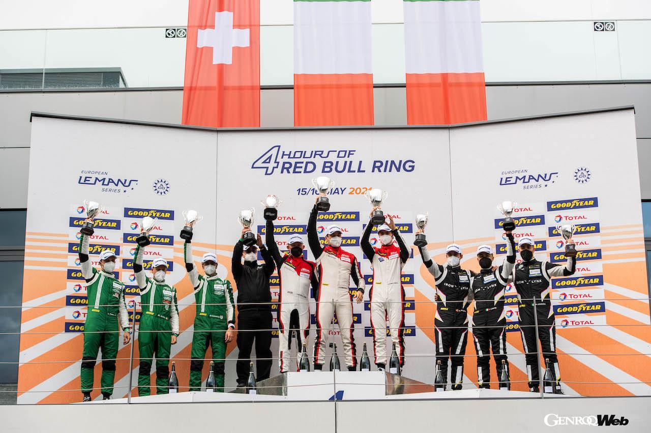 フェラーリ・ドライビング・アカデミー出身の女性ドライバーを擁する「アイアン・リンクス」、レースウィークで躍進!