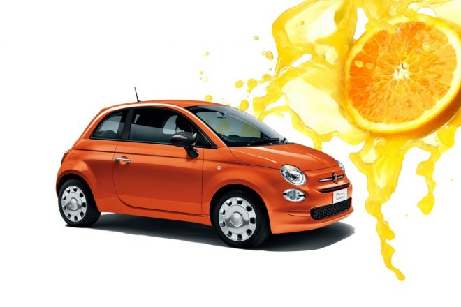 イタリアの国民車『フィアット500』が新グレード体系に。クルコンとパドルシフトも標準化